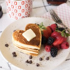 How to Make Heart-Shaped Pancakes for Your Valentine