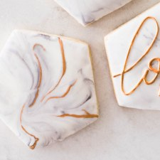 How to Make Marbled Cookies