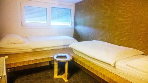 Bit-Center hotel, Ljubljana, room 3