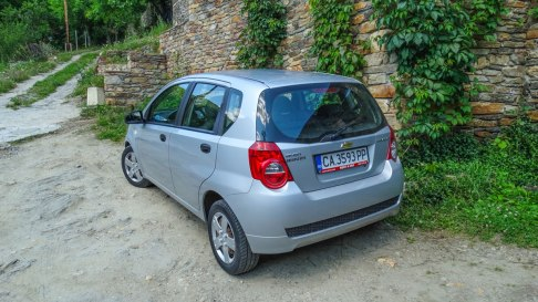 ValKar rent a car Bulgaria Chevrolet Aveo
