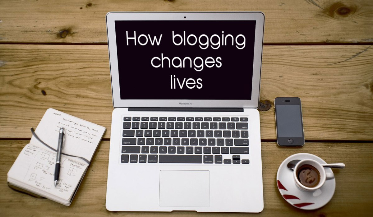 How Blogging Changes Your Life (and Is Good For You)
