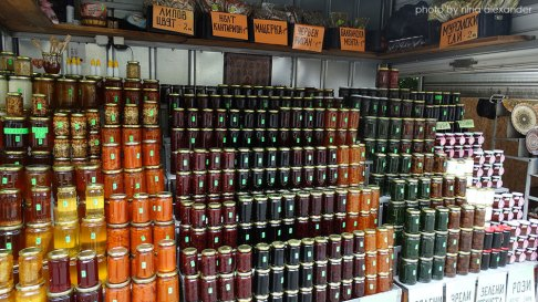 Jams-for-sale-on-the-way-to-bachkovo-monastery