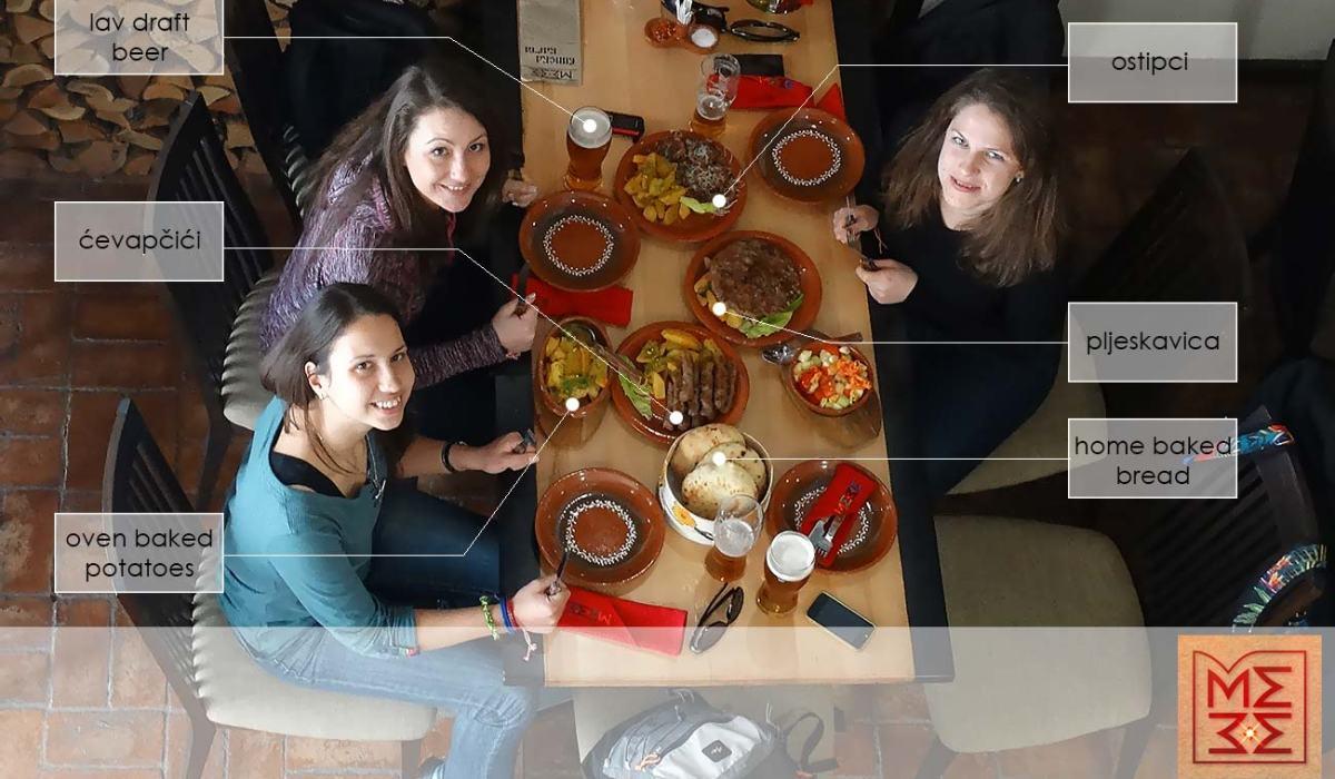Restaurant Review: Kafana Meze In Nis