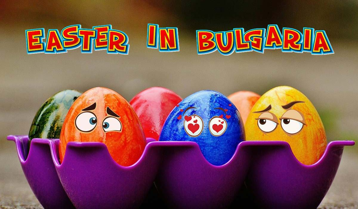 How We Celebrate Bulgarian Easter