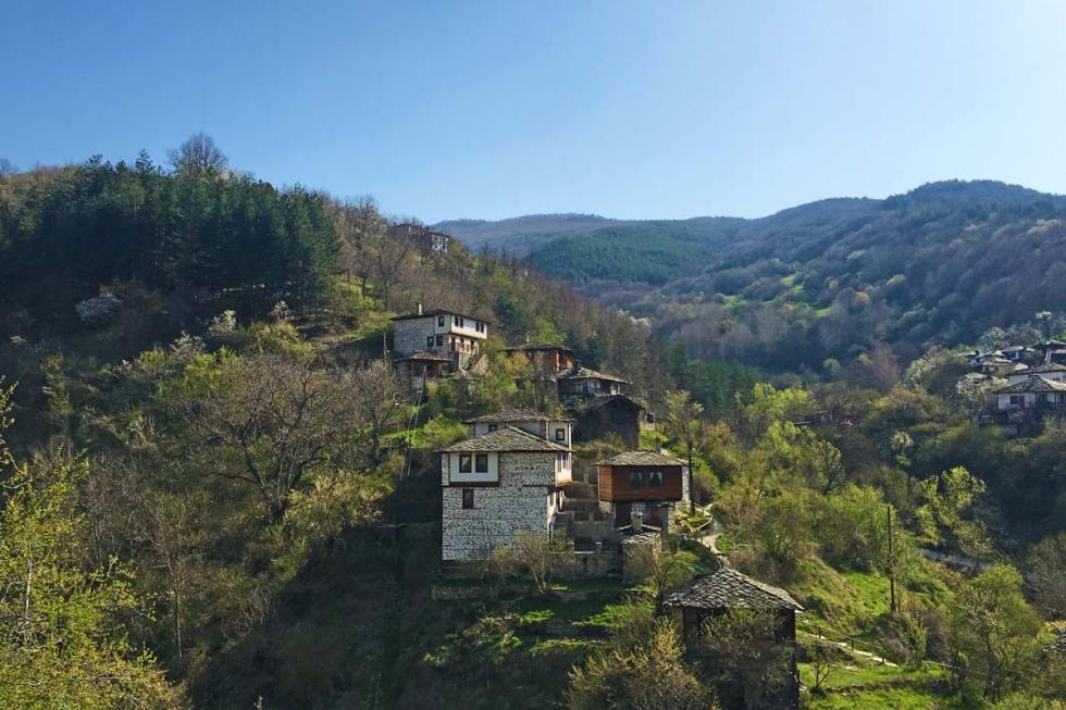 The beautiful Kosovo Village