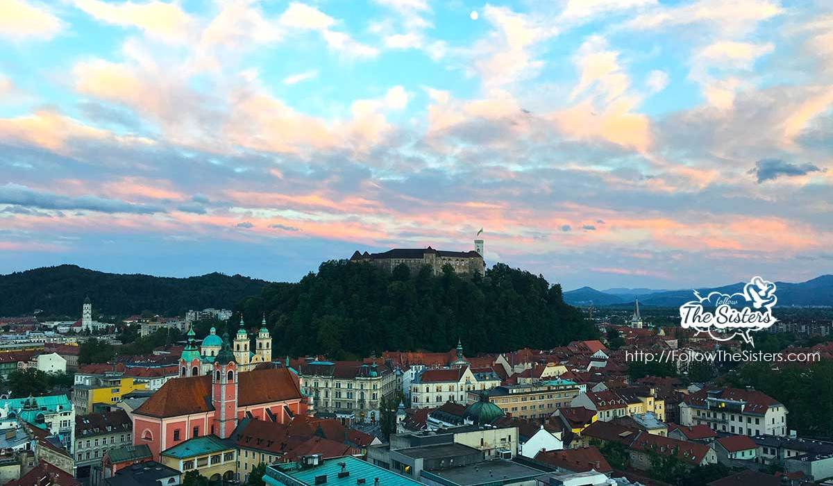 Top 3 Places With The Best Views Of Ljubljana