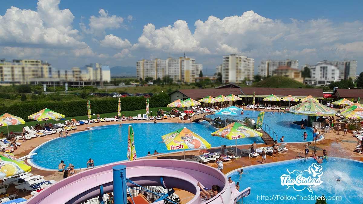 Varadero swimming pool in Sofia