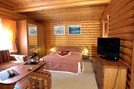 Yagoda-villa-Borovets-with-double-bed