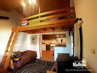 the little house Sliven living room