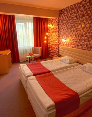 The rooms in hotel Rila, Dupnitsa