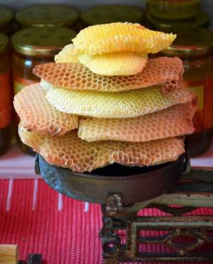 Honeycomb, Croatia