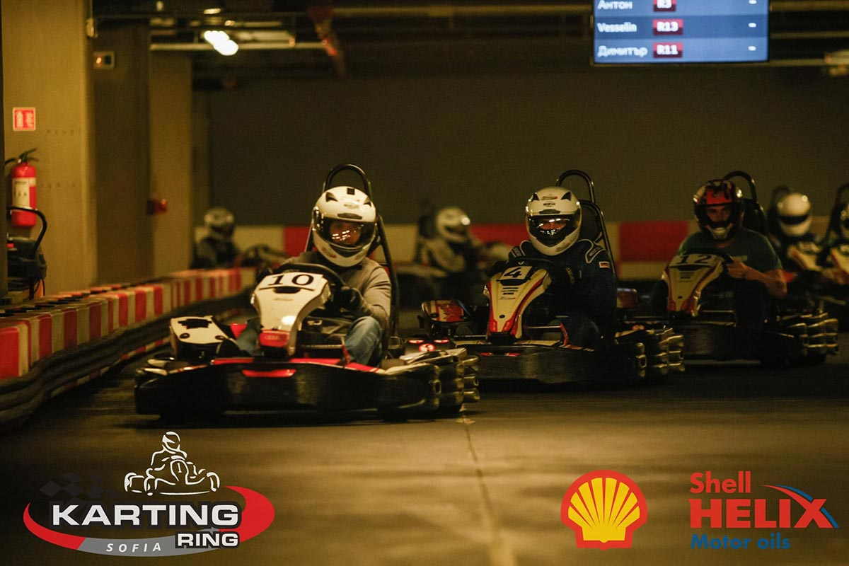 Karting In Sofia