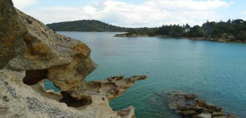 Somewhere Near Vourvourou, Greece