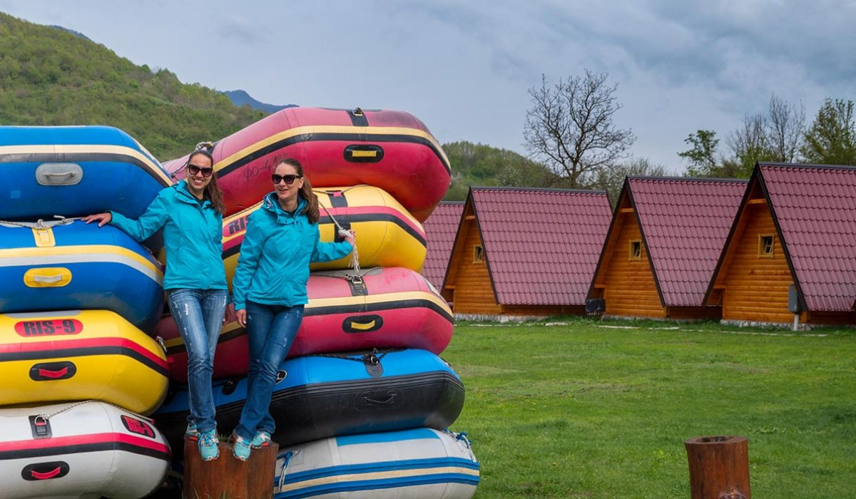 Rafting Center Drina-Tara: A Camping Gem In Bosnia & Herzegovina