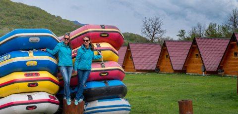 Rafting Center Drina-Tara: A Camping Gem In Bosnia & Herzegovina