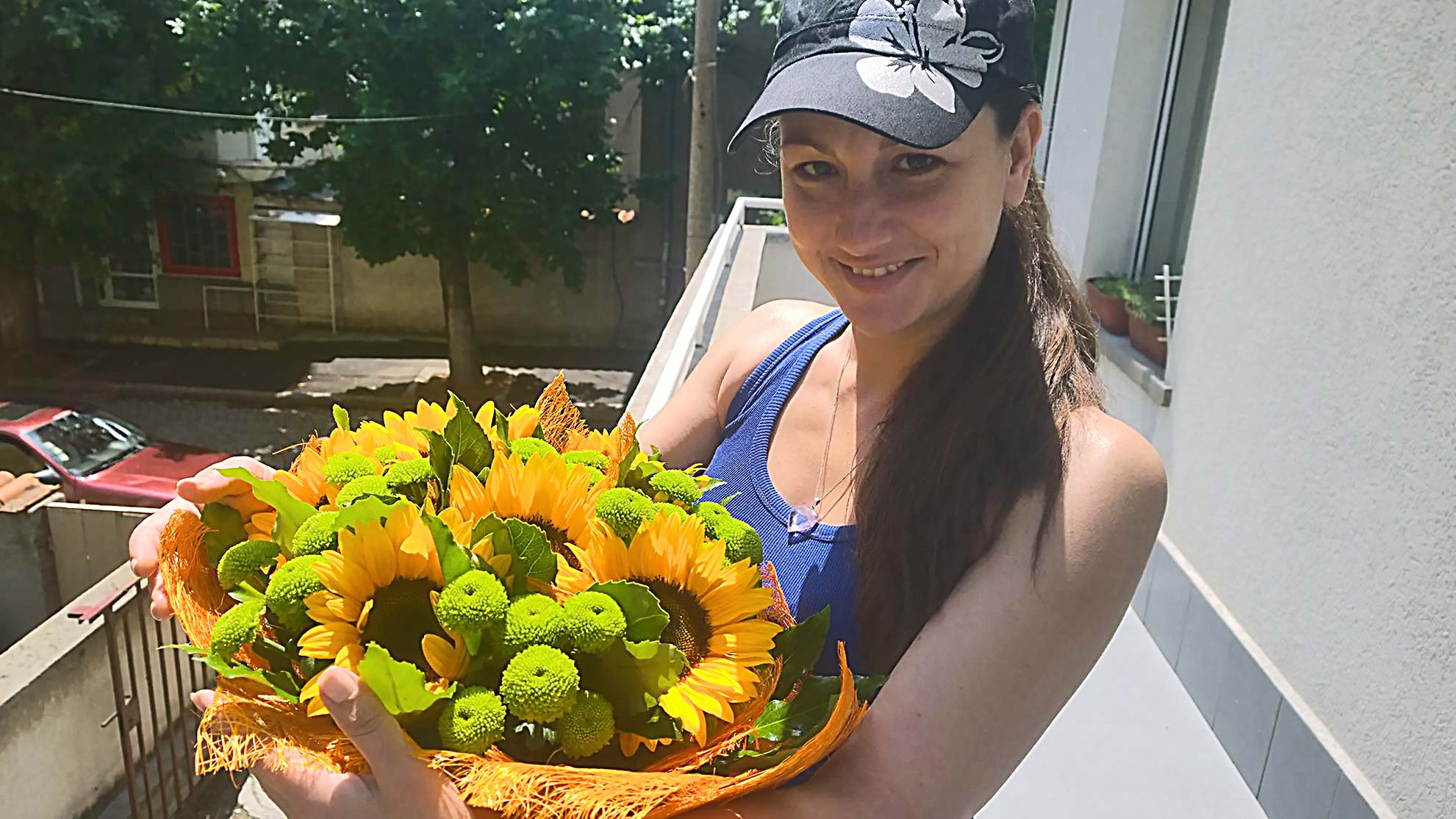 What flowers to send to your bulgarian friend and girlfriend izmirmasajfo