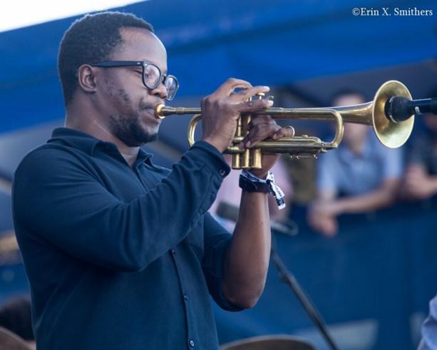 Ambrose Akinmusire, Gerald Clayton Quartet
