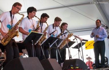 Massachusetts Music Educators Association All-State Jazz Band