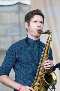 2016 Newport Jazz Festival, photo by Erin X. Smithers.