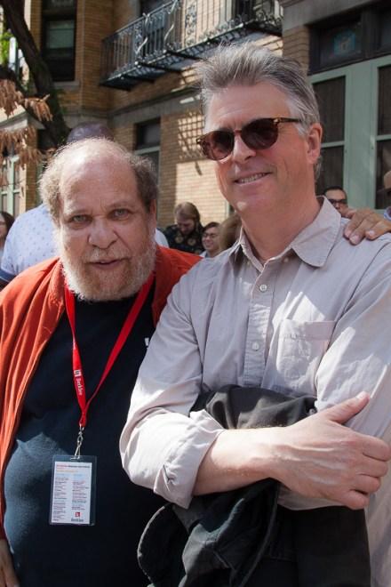 Eric Jackson and Bill Beuttler