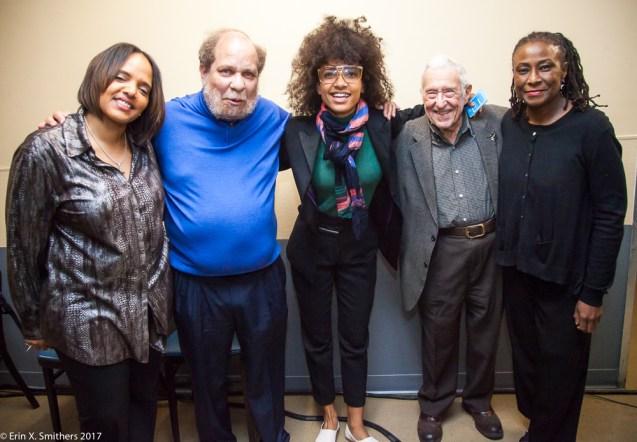 Terri Lyne Carrington, Eric Jackson, Esperanza Spalding, Fred Taylor, Gerri Allen