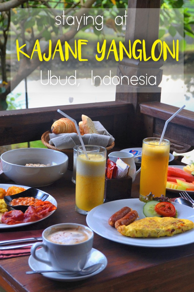 What is the best hotel in Ubud, Bali? Our unique luxury experience in Bali - KajaNe Yangloni hotel, Ubud, Indonesia.
