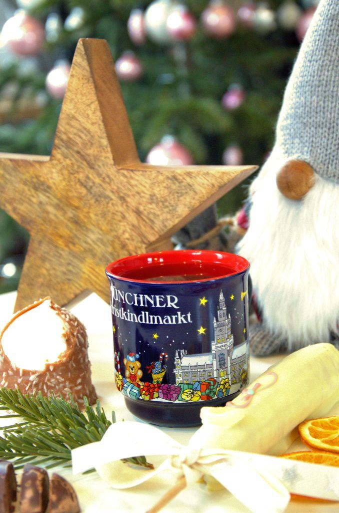 niemieckie słodycze świąteczne - grzane wino