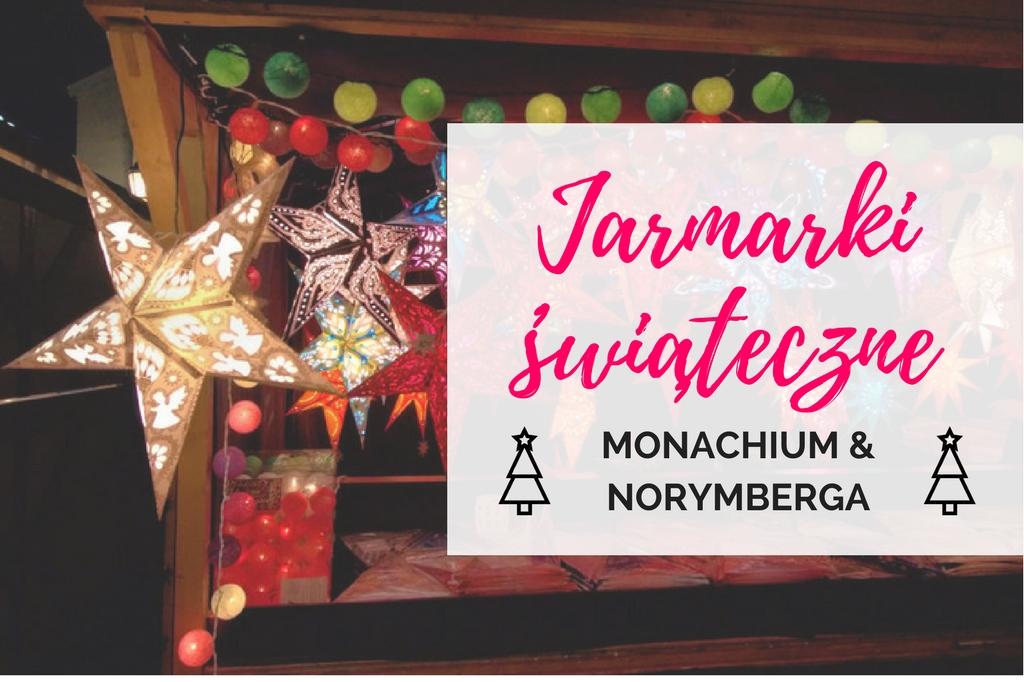jarmarki świąteczne - jarmarki bożonarodzeniowe - Bawaria