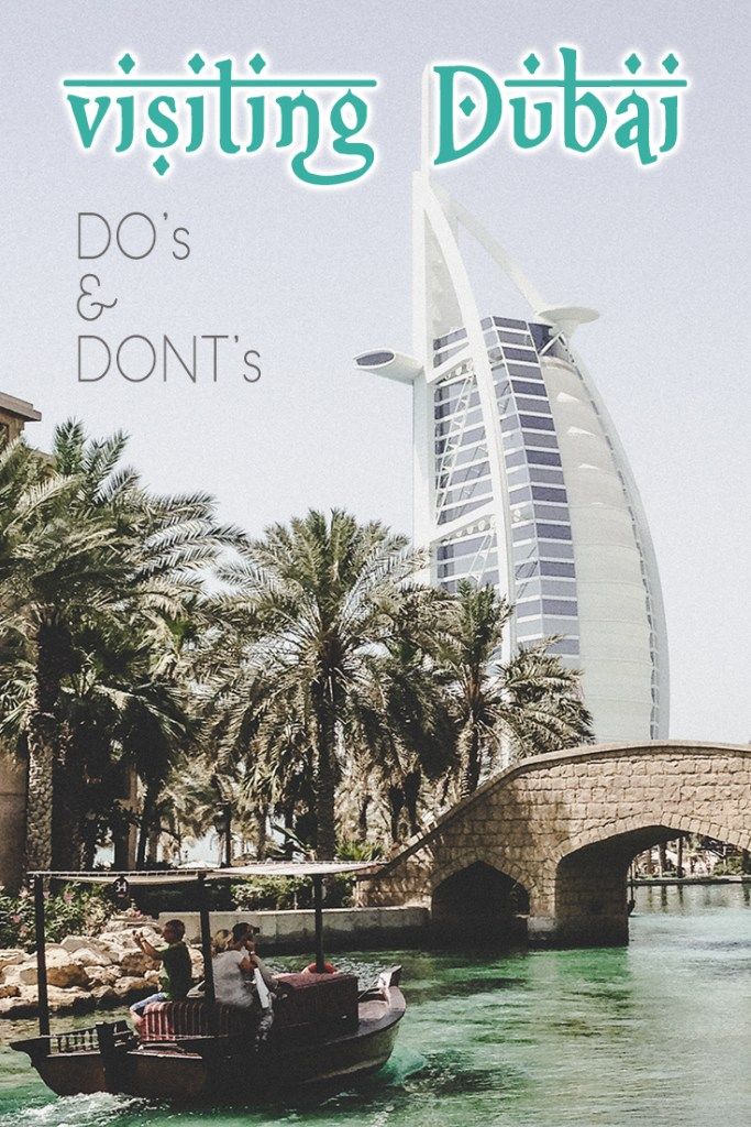 What to wear in Dubai? How Dubai really looks like? Is everything prohibited? Let's talk about Dubai culture.