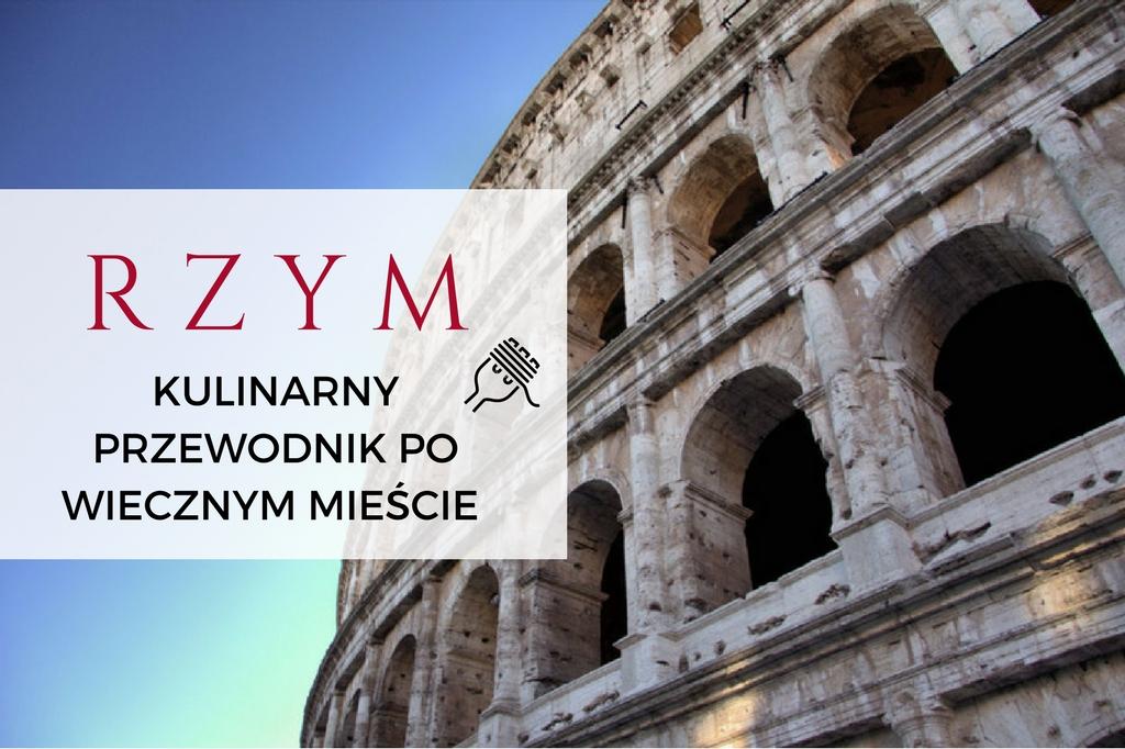 jedzenie w rzymie - koloseum