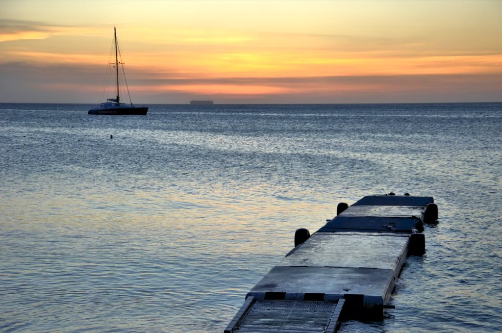 best things to do in Aruba - sunset