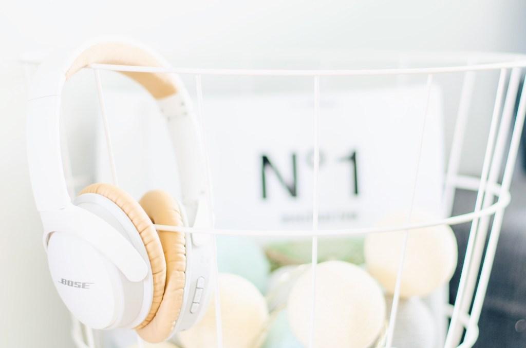 long-haul flight essentials - headphones