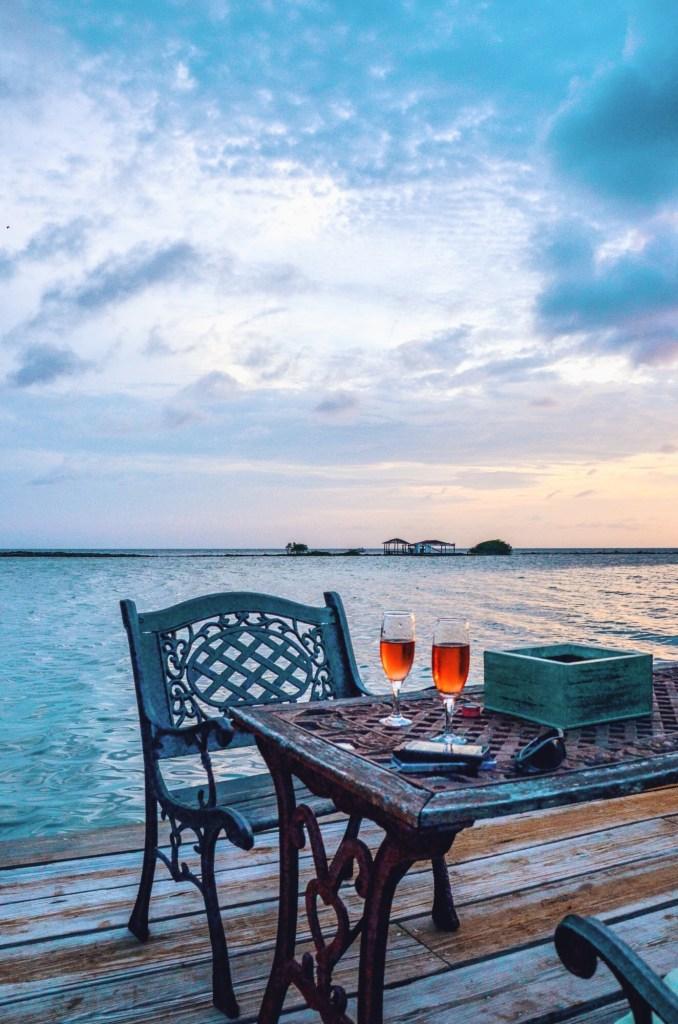Aruba & Wine