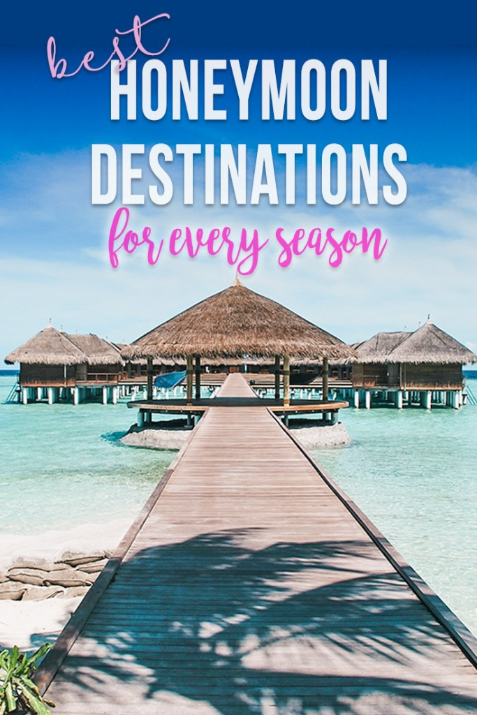 Honeymoon destinations for every season best romantic for Unique honeymoon destinations usa