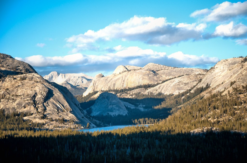 things to do in yosemite national park - Tioga Pass in Yosemite National Park