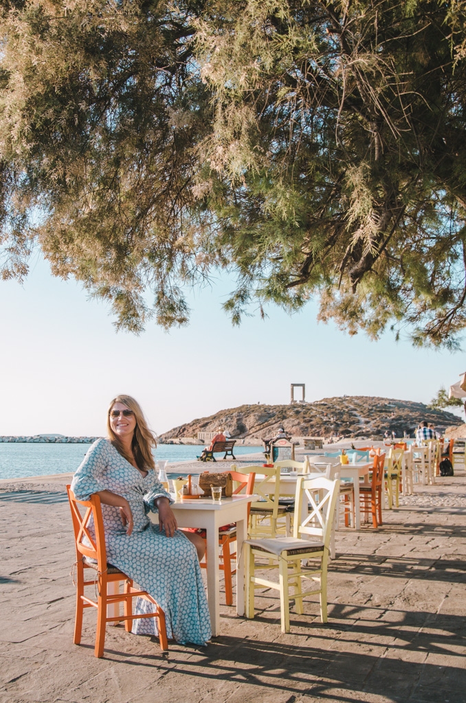 things to do in naxos - port