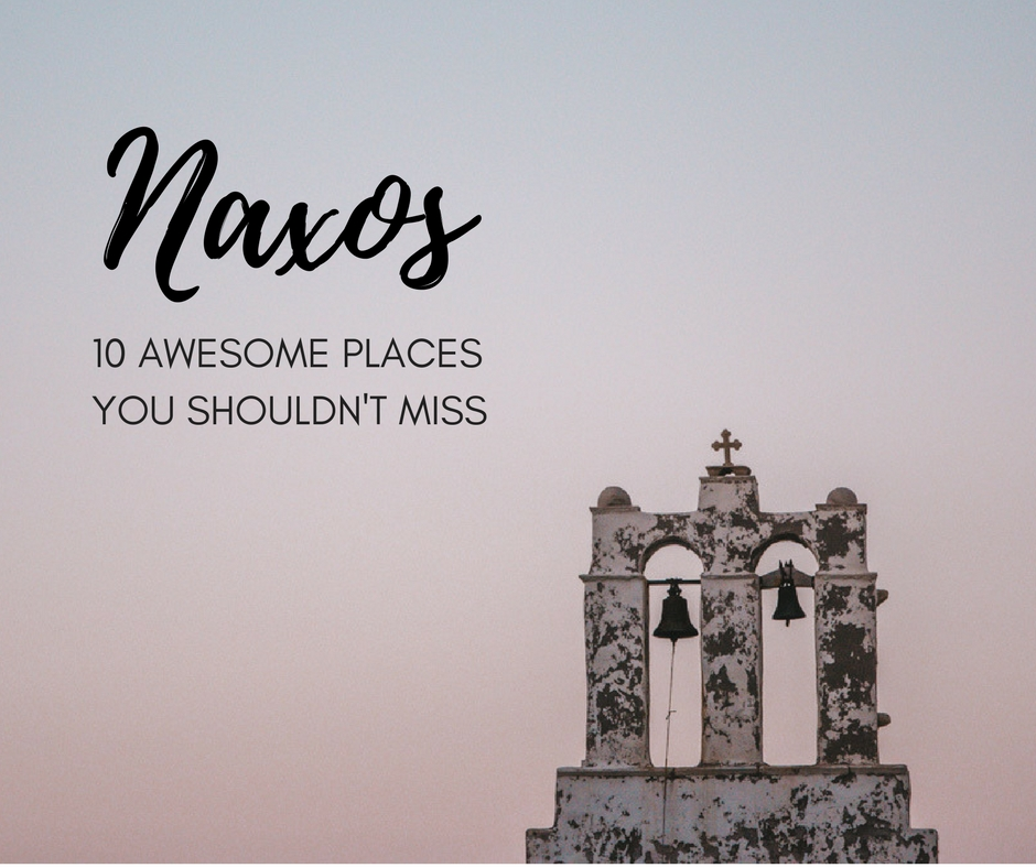things to do in naxos - church