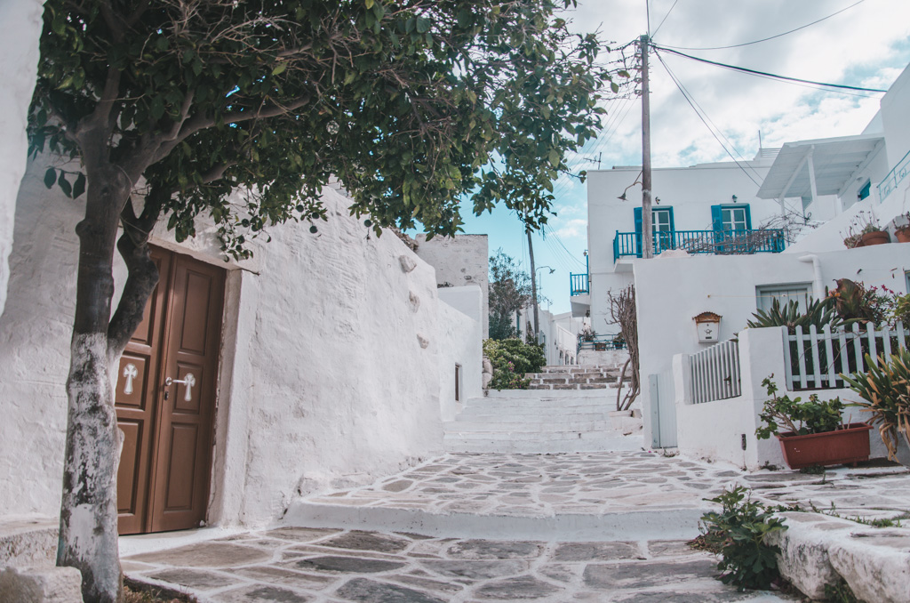 things to do in paros and antiparos - Parikia