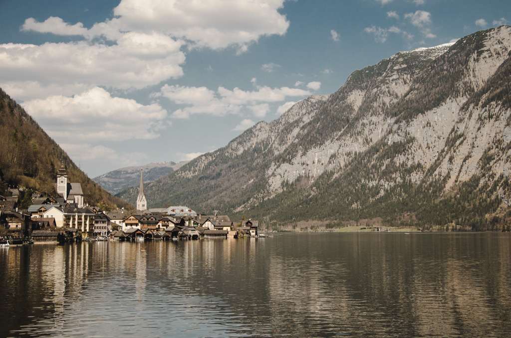 visiting hallstatt - where to stay in hallstatt - panorama hallstatt