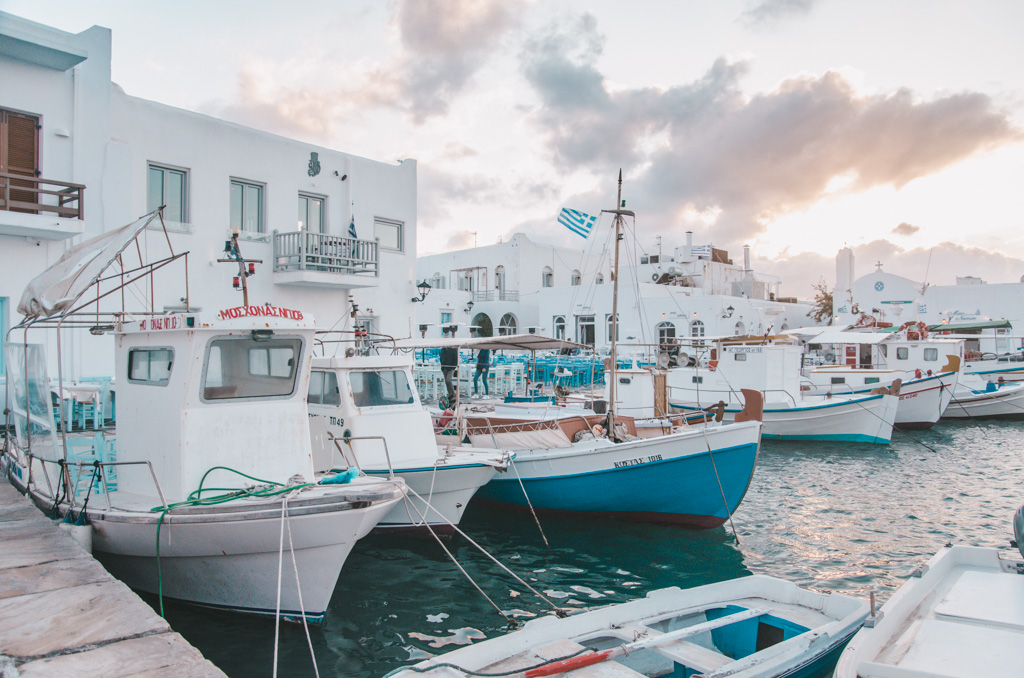 things to do in paros and antiparos - Naoussa