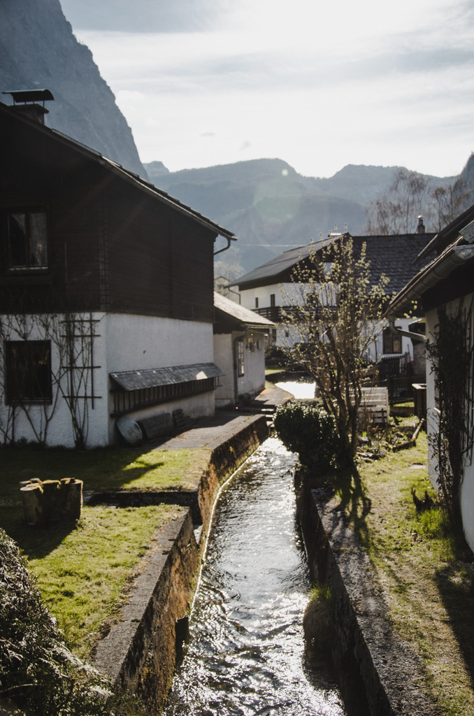visiting hallstatt - where to stay in hallstatt - village view