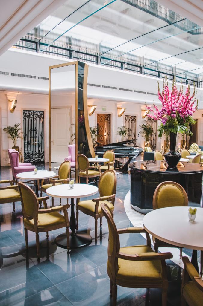 restauracja w najlepszym hotelu na świecie