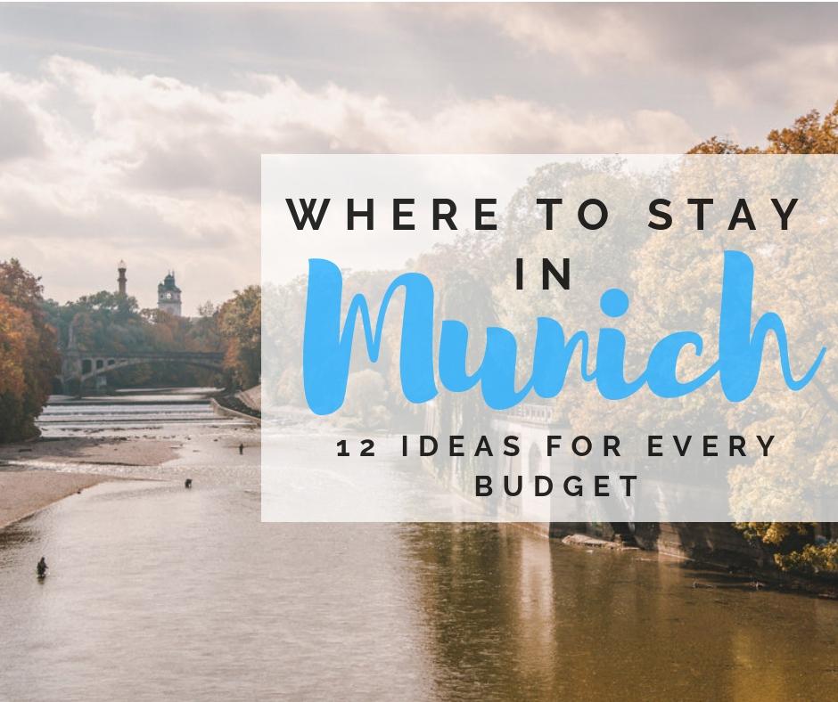 where to saty in munich - accommodation in munich - munich neighborhoods