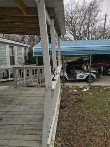 Benevolence Update - Neighbors Porch