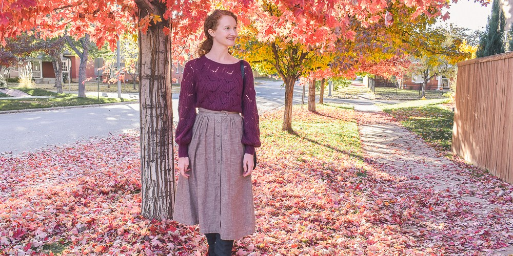 Fall Sweater Styles