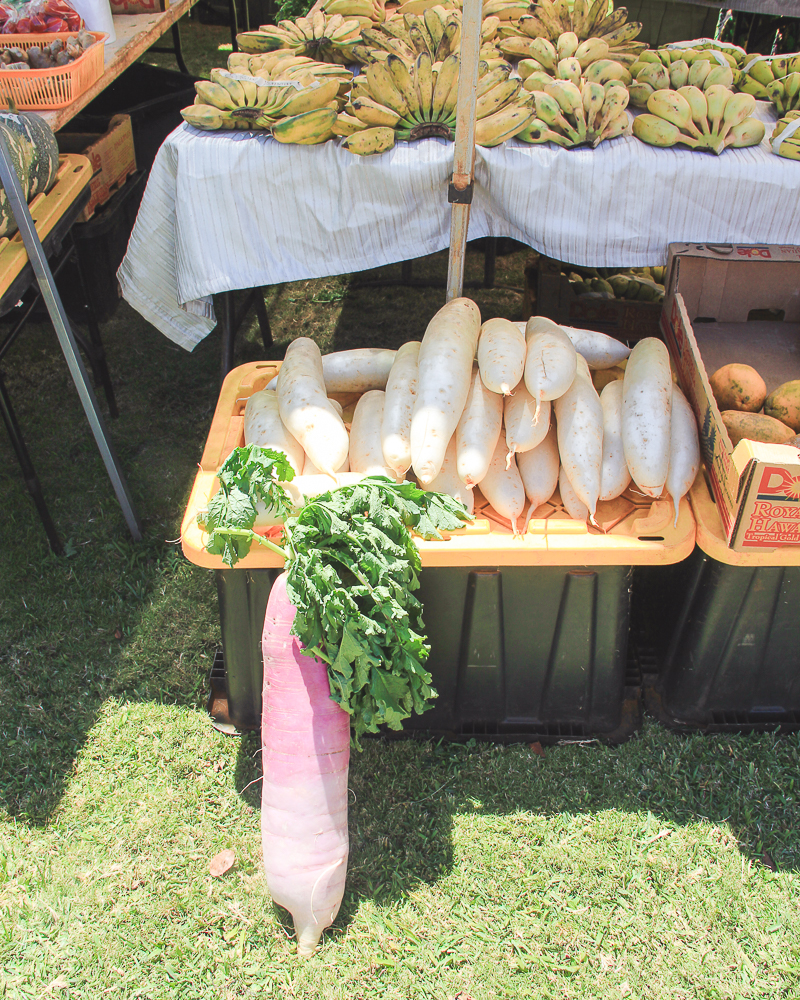 Kauai Farmers Markets