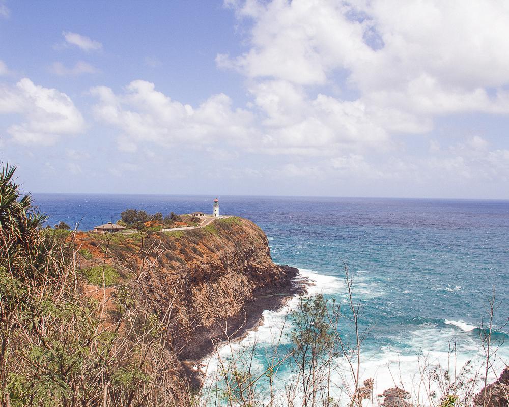 Lighthouse hawaii