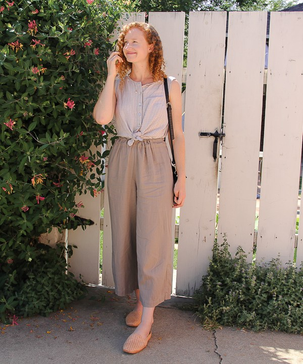 What You Need For A Comfortable Linen Outfit