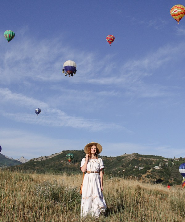 Colorado Travel Guide Series: The Snowmass Hot Air Balloon Festival
