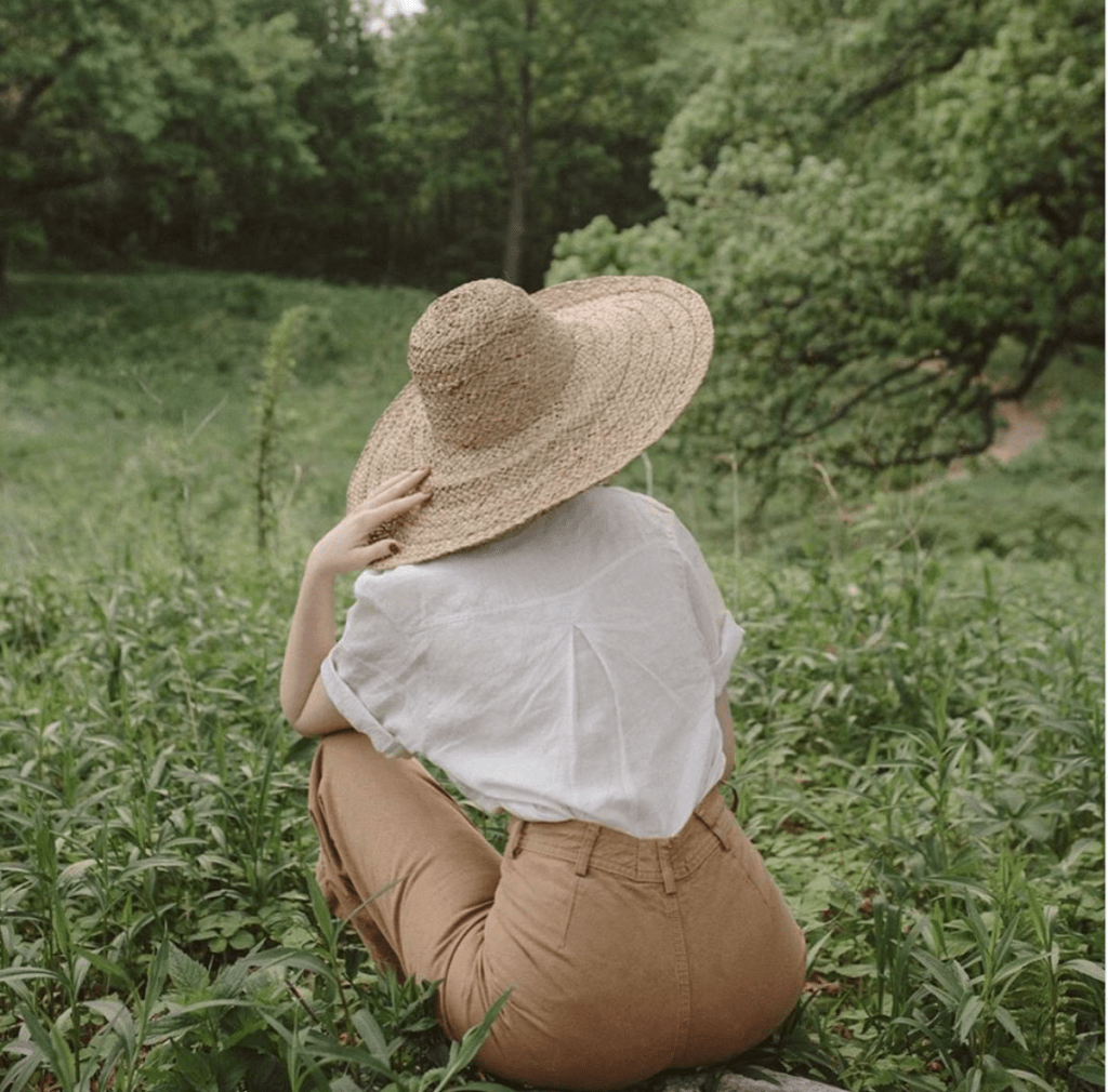 Sustainable Straw Hats for Spring
